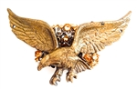 GOLD EAGLE BUCKLE