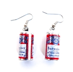 BUDWEISER EARRINGS