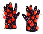 CHERRY PIE SHORTIE GLOVES
