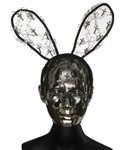 JUDAS BLACK CROSS BUNNY EARS