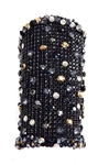 BLACK CAVIAR COUNTESS CUFF