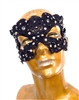 BLACK CAVIAR OPERA MASK