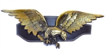 GOLD SCREAMIN EAGLE BELT