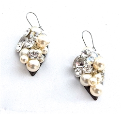 BRIDAL DAINTY EARRINGS