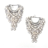 DANGEROUS LIAISONS PEARL EARRINGS