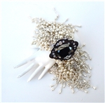 DANGEROUS LIAISONS PEARL CUFF
