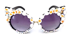 EGG SLUT DIABLO GLASSES - NEW STYLE!!!