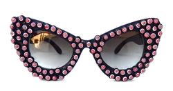ZOMBIE KILLER CATS MEOW SUNGLASSES