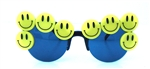 HAPPY YELLOW COCO GLASSES