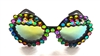 ROAD RUNNER DEVIL WILDE CATERPILLAR SUNGLASSES