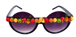 FRUIT PUNCH PEEKABOO GLASSES