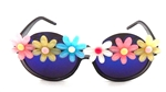 SUMMERTIME DAISY ACID PEEKABOO GLASSES