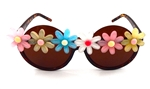SUMMERTIME DAISY PEEKABOO GLASSES