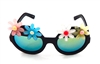 SUMMERTIME DAISY WILDE CATERPILLAR GLASSES