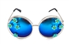 MORNING GLORY BLUE JOPLIN GLASSES