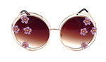 MORNING GLORY PURPLE JOPLIN GLASSES