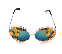 MORNING GLORY YELLOW JOPLIN GLASSES