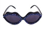 BARRACUDA BLACK HOT LIPS SUNGLASSES