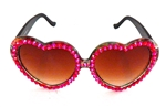 BABY'S ON FIRE JUNGLE LOLITA SUNGLASSES