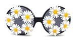 SWAN RIVER DAISY RODEO QUEEN GLASSES