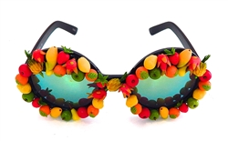 FRUIT PUNCH WILDE PATERPILLAR GLASSES