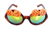 PIZZA PARTY WORKS PIE WILDE CATERPILLAR GLASSES