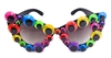 PSYCHO BAZAAR CATS MEOW GLASSES