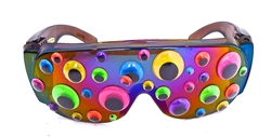 PSYCHO BAZAAR SPY GLASSES