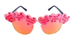 7 YEAR ITCH JUMBO ACID COCO GLASSES