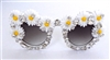 SWAN RIVIER DAISY SCOTTIE SUNGLASSES