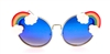 FANTASIA RAINBOW VIXEN SUNGLASSES