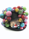 CLOWNY TOP HAT
