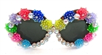 JELLYBEAN DISCO QUEEN DONOVAN GLASSES