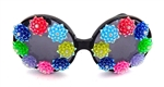 JELLYBEAN DISCO QUEEN RODEO QUEEN GLASSES
