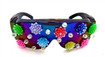 JELLYBEAN DISCO QUEEN SPY GLASSES