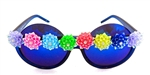 JELLYBEAN DISCO QUEEN ACID PEEKABOO GLASSES