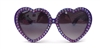 PURPLE SMOKE LOLITA GLASSES