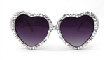CRYSTAL COMBO LOLITA GLASSES