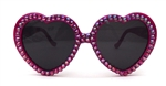 RASPBERRY QUEEN LOLITA GLASSES