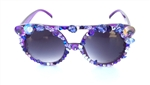 PURPLE PANTHER MUSE GLASSES