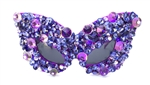 PURPLE PANTHER MADAM BUTTERFLY GLASSES
