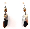 RARE FIND TRUE GRIT PYRAMID EARRINGS