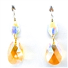 RARE FIND SUNSHINE SHIMMER DROP EARRINGS
