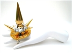ALICE SPIKE RING GOLD