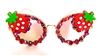STRAWBERRY BLONDE VIXEN GLASSES - NEW STYLE