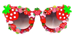 STRAWBERRY BLONDE SCOTTIE GLASSES