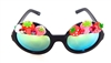 STRAWBERRY BLONDE WILDE CATERPILLAR GLASSES
