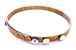 THUNDERBIRD OPAL BANGLE