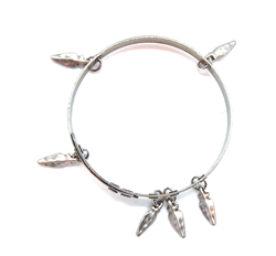 THUNDERBIRD PEYOTE ARROW BANGLE