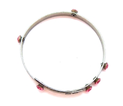 THUNDERBIRD ROSEBUD BANGLE